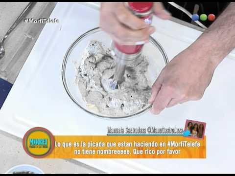 Receta: Pasta de Aceitunas - Morfi