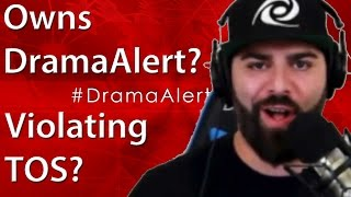 """Keemstar """"Exposed"""" For Having Access To DramaAlert YouTube Channel During Livestream"""