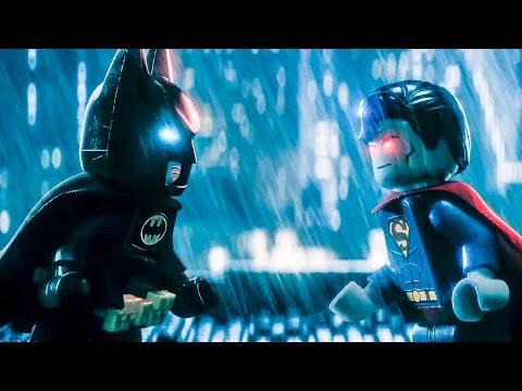 THE LEGO BATMAN MOVIE Trailer 1 - 3 (2017)