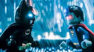 THE LEGO BATMAN MOVIE - 8 Minutes Trailers (2017)