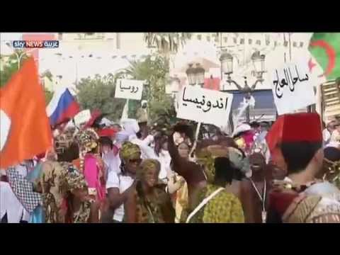 مهرجان للرقص الشعبي بالجزائر