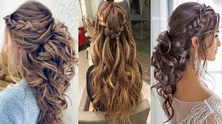 Party Updos For Medium Hair || Easy Hairstyle For Party || Hairstyle For Occasion