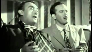 La Negra Noche   Pedro Vargas & Pedro Infante
