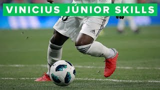 5 COOL VINICIUS JUNIOR SKILLS YOU NEED TO LEARN