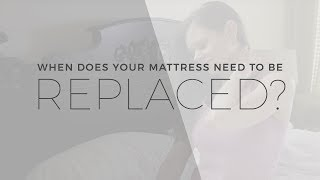 When does your mattress need to be replaced?   Beautyrest Sleep Gallery