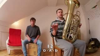 Tuba Warmup Nr  1 | F Tuba
