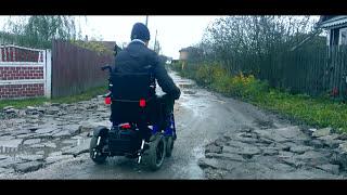 МОЯ НОВАЯ ТАЧКА / Инвалидная Электро Коляска ky 123
