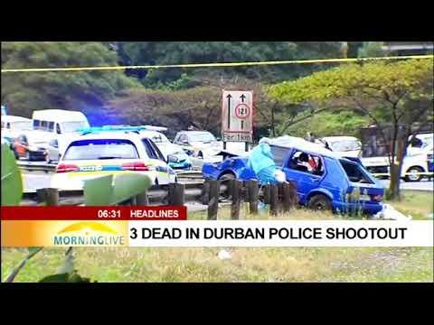 SABC News 06H30 Headlines, 15 August 2017