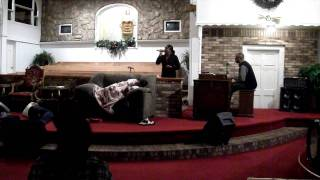 "Psalmist Tiffany Tatum singing ""Say A Prayer"" by Donald Lawrence ft/ Faith Evans"
