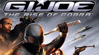 G I  Joe The Rise of Cobra The Game All Cutscenes