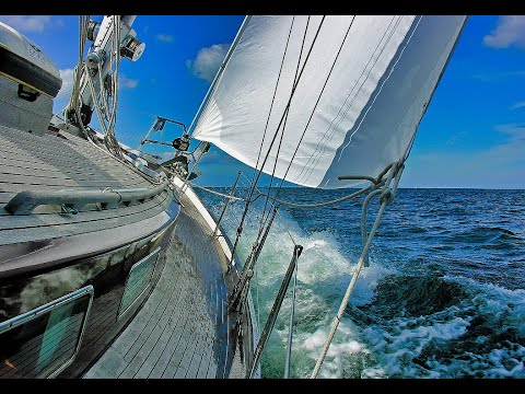 """How to """"Sail a Coastline"""" with Over-the-Shoulder Bearings"""