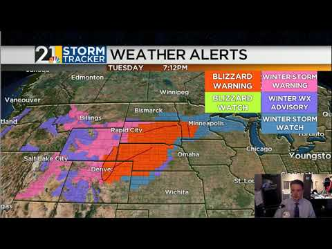 Weather For Weather Geeks April 9 – Chief Meteorologist Eric
