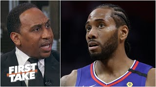 Are the Clippers unraveling? Stephen A. thinks so | First Take