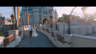 Disneys Fairy Tale Wedding At Walt Disney World