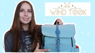 What I'm packing for an overnight trip   WindTook Travel Backpack #AD