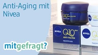 Falten vorbeugen mit Anti-Aging Creme: Bei den Experten von Nivea - dm mitgefragt? Folge 46