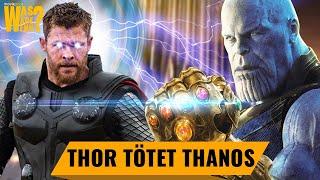 Avengers Infinity War: So hätte Thanos verloren! | Was wäre wenn ... ?