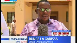 Matarajio ya wakaaji wa kaunti ya Garissa kwa kufunguliwa kwa bunge