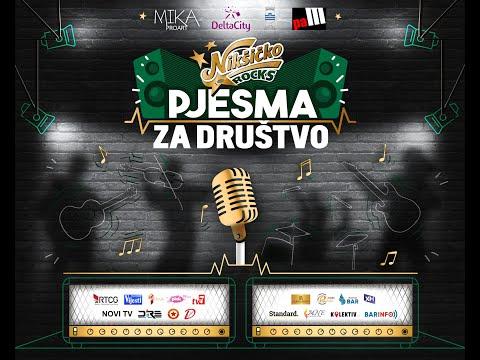 """Kreće realizacija projekta """"Nikšićko pivo rocks: Pjesma za društvo"""" - Tokom 12 nedelja biće emitovano 12 koncerata"""