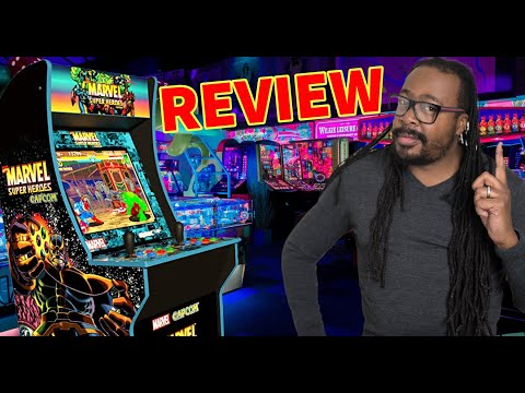 Arcade 1up Marvel Super Heroes review