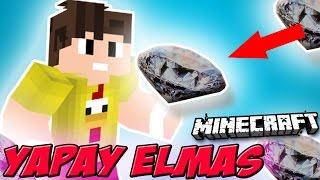 YAPAY ELMAS YAPIYORUZ! - Minecraft Artificial Diamonds Mod - Minecraft 1.8.9 mod Tanıtımı TÜRKÇE