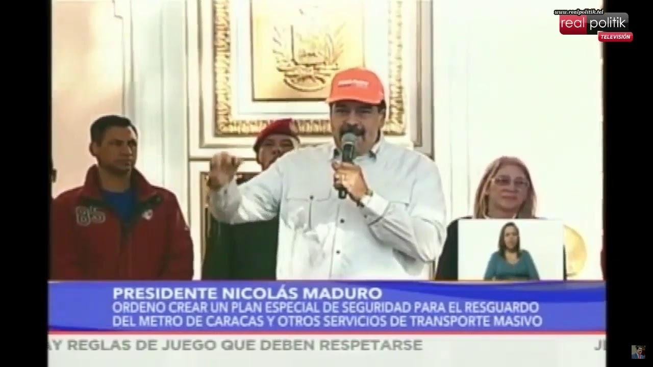Venezuela: Marcha antiimperialista en rechazo a la agresión contra Conviasa