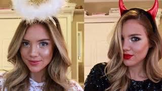 Angel And Devil Halloween Costume Ideas!