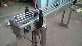Orange Conveyor Systems - PET Bottle Chain Conveyor