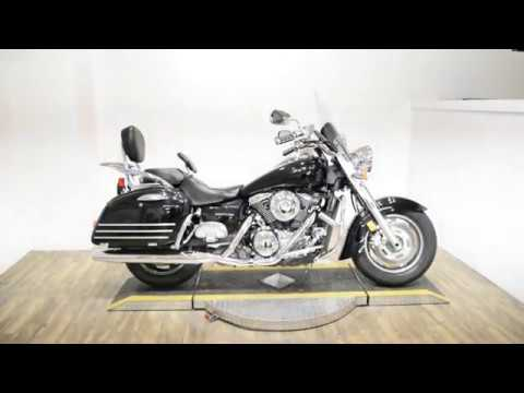 2008 Kawasaki Vulcan® 1600 Nomad™ in Wauconda, Illinois - Video 1