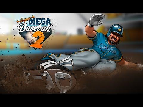 Super Mega Baseball 2 - Early Teaser thumbnail