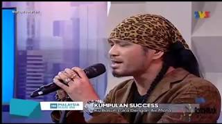 Gambar cover Success - Ku Basuh Luka Dengan Airmata (Live)