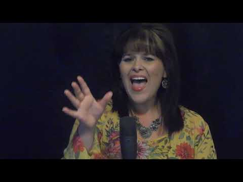 "Dawn Hayes singing ""You And I"" by Lady Gaga"