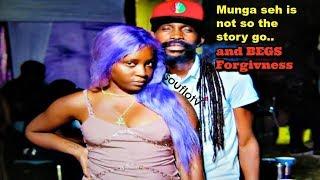 Munga Tells His version of what happened