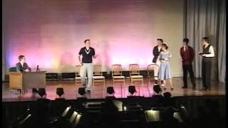 RP 2002 Damn Yankees - A Man Doesn't Know & Reporter Scene