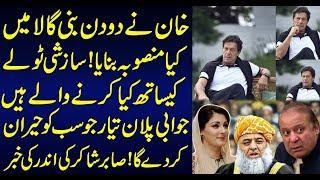 What did Imran Khan plan for two days in Bani Gala..? Sabir Shakir Analysis