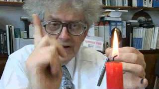 candles at halloween periodic table of videos
