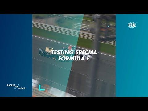 FIA RACING NEWS - Special Formula E
