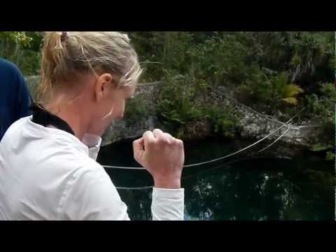 Tulum Cenote Zip Line and Snorkel