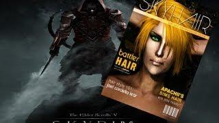 Skyrim Mods - Masters Of Death & ApachiiSkyHair