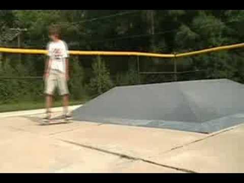 Tommy McManus Skateboarding Part I