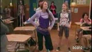 Hannah Montana - Bone Dance Remixed