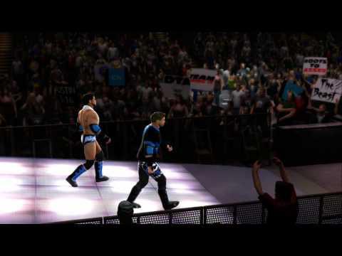 WWE '13 - Tom Clark&Colton Fenner Tag Team Entrance