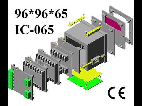 Digital Panel Meter Cabinet Din 96x96x65