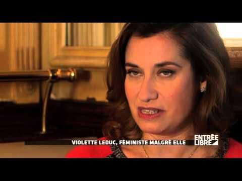 Vidéo de Violette Leduc