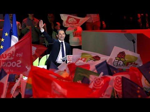 Γαλλία: «Το κόμμα του χρήματος πρωταγωνιστεί στις εκλογές» υποστηρίζει ο Αμόν