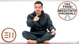 The Shocking Truth about Meditation   Most People Get This Wrong!!