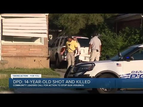 22-year-old woman in custody in fatal shooting of 14-year-old relative