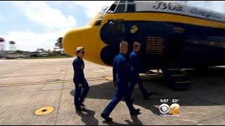 First Woman Blue Angels Squad Member Is An Inspiration