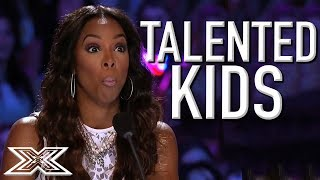 AMAZING Kid Auditions On The X Factor Australia And USA | X Factor Global