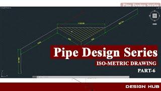 piping isometric drawing tutorial autocad - मुफ्त ऑनलाइन